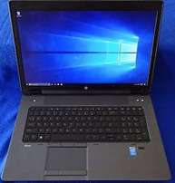 HP ZBook 15Mobile Workstation 16GB ram 750GB hdd 20GB nvidia graphic