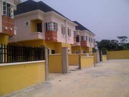 Nicely Built Mini 4 bedroom Semi Detached, Lekky county homes