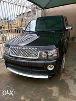 very clean Range Rover sport 08 upgraded to 2012 with full option