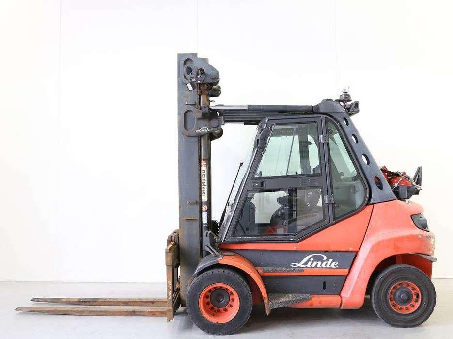 Linde H60t/396 - 2008