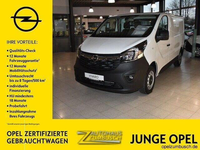 Opel Vivaro Kastenwagen 1.6 BiTurbo Diesel - 2018