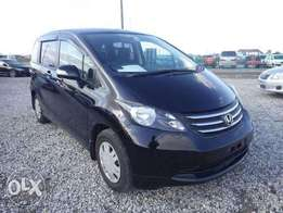 KCP Honda Freed: Hire purchase allowed