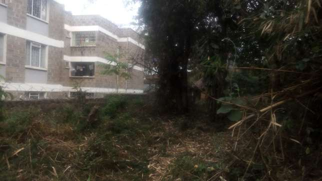 upper hill 0.877 acres with un old bungalow Kilimani - image 4