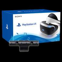 PS4 VR Headset + Camera