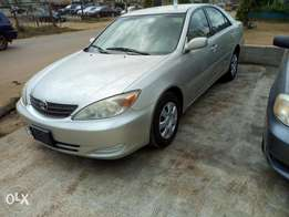 Sharp Foreign used Toyota Camry 2004 Bigdaddy Forsale