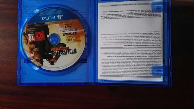 PS4 Uncharted 4 & battlefield hardline Northdene - image 3