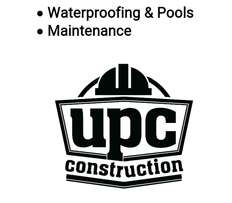 Water Proofing, Pools and Maintenance.