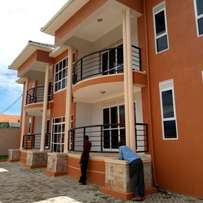 two bedroom apartment house for rent in namugongo at 600k