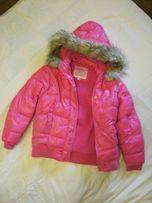 40f81756a Розовая Куртка - Детская одежда - OLX.ua