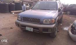Clean pathfinder forsale