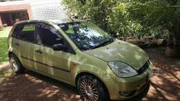 2005 ford fiesta1.6 ghia edition
