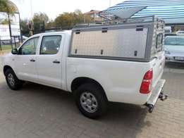 Toyota Hilux 2.5D-4D SRX for sale
