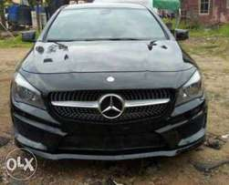 A Neat Tokunbor 2014 Mercedes CLA250 for Sale
