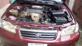 Neatly used Toyota Camry drop light 2000