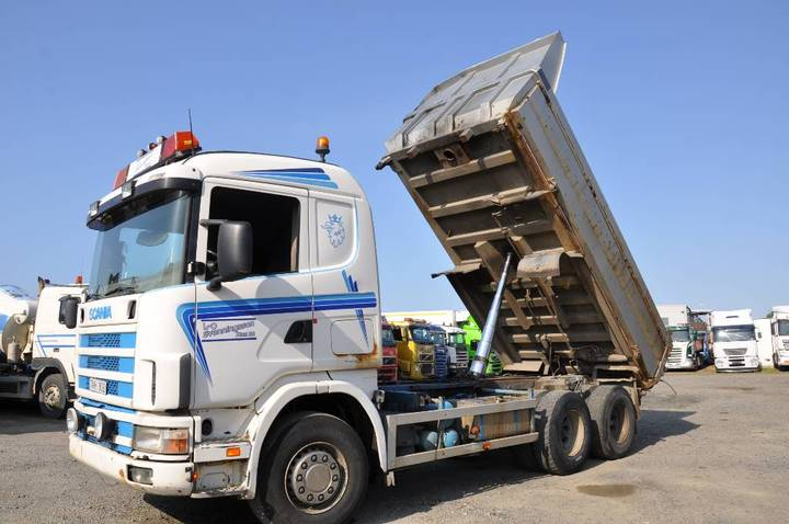 Scania R124 6x2 470 - 2003