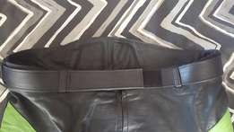 Leather belts Hand made