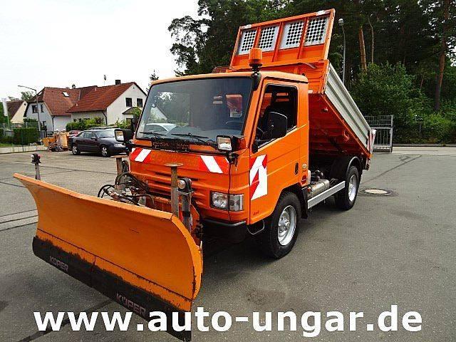 Multicar FX100 50/E4 Kipper Winterdienst 4x4 - 2010