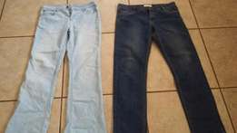 Secondhand ladies jeans for sale