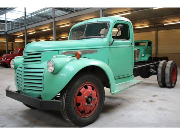 1940 GMC CHASSIS - 1940
