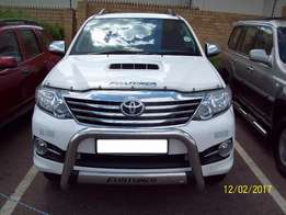 2016 Toyota Fortuner 2.5 D-4D Automatic