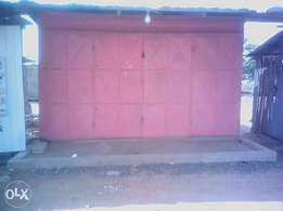 Furnished container shop is for sale