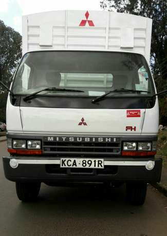 Mitsubishi FH215 KCA Very clean and in perfect condition!! Parklands - image 2