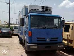 Nissan blast cooler truck for sell