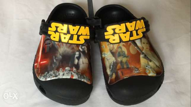 Crocs - Star Wars Edition (Brand New)
