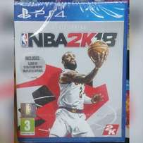 NBA2K18 For Sale