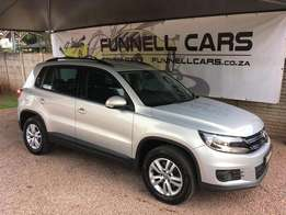 VW Tiguan 1.4 Tsi Trend and Fun