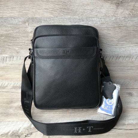 2bbd41457b7c Мужская кожаная сумка через плечо H.T Leather: 2 400 грн. - Сумки ...