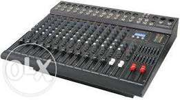 MAX 4 channel mixers