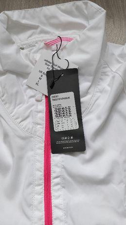 Nowa Adidas Bluza XS Wiatrowka Damska Wind Ortalion Jacket