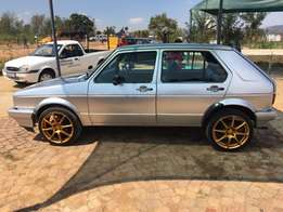 VW Citi Golf Project for sale