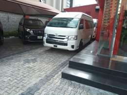 Toyota Hiace high roof brand new