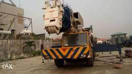 150 tons Demag motor Crane for sale