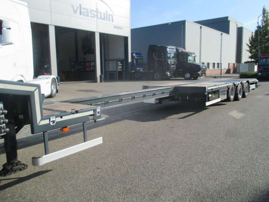 Vlastuin  VTR Semi 3 as low loaders , - 2018