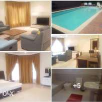 Drluxe Fully Furnished 3B in Salwa