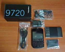 Blackberry 9720 touchscreen cellphone new with accessories R750