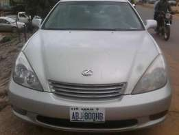 A Year Old Naija Used Lexus 03/04 Model For Sale
