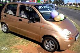 Daewoo Matiz bargain pick and pay. Then go