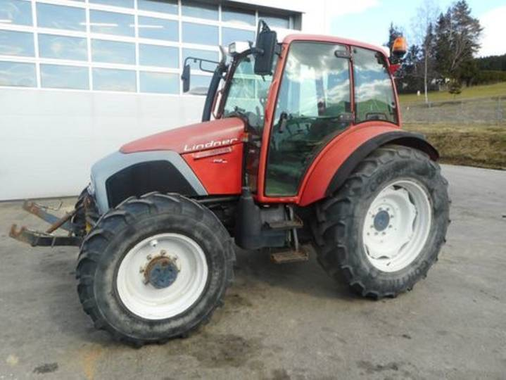Lindner geotrac 100 a - 2000
