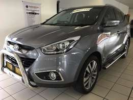 2014 Hyundai iX35 2.0 Executive