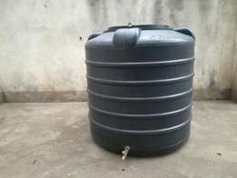 PREMIER TANK 300 litre capacity tank with a tap