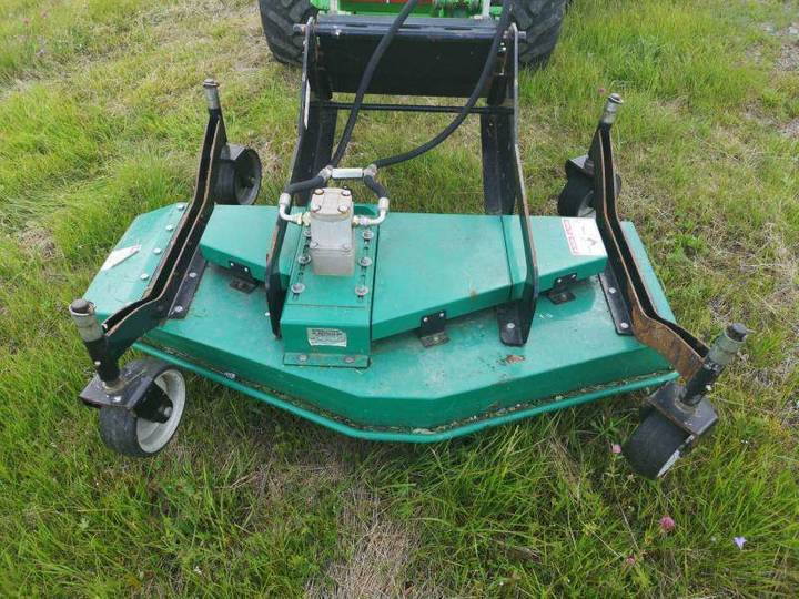 Gräsklippare 125cm