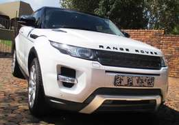 Range Rover Evoque Si4 Dynamic Sport Coupe