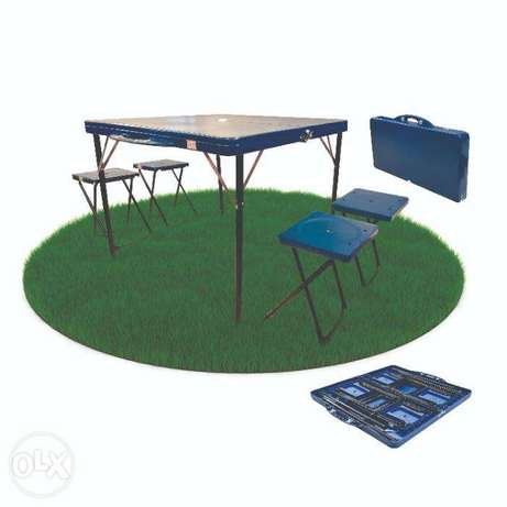 Brand New Camping/ Hiking Portable Folding Picnic Table