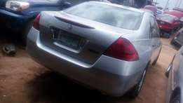 Used Honda accord 2007 model