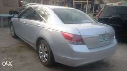 Neatly Used Honda Accord 2008model V4