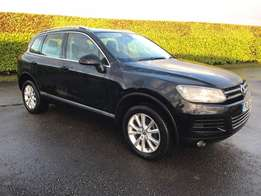 Volkswagen Touareg new model 2011 fully loaded, finance terms offered